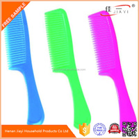 China suppliers hair shampoo salon comb for personal hair care