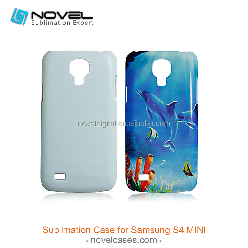 3D Sublimation Printable Phone Case for Samsung Galaxy S4 Mini