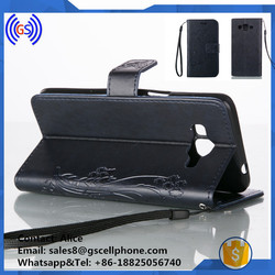 Cheap price mobile phone wallet leather flip case for samsung galaxy G313