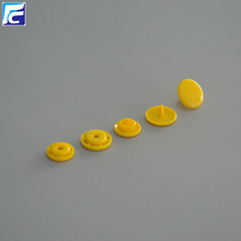 OEM plastic snap button factory custom logo clothing snap fasteners