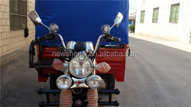 China 150CC Engine Air Cooling Three Wheel Motor Tricycle for Passenger