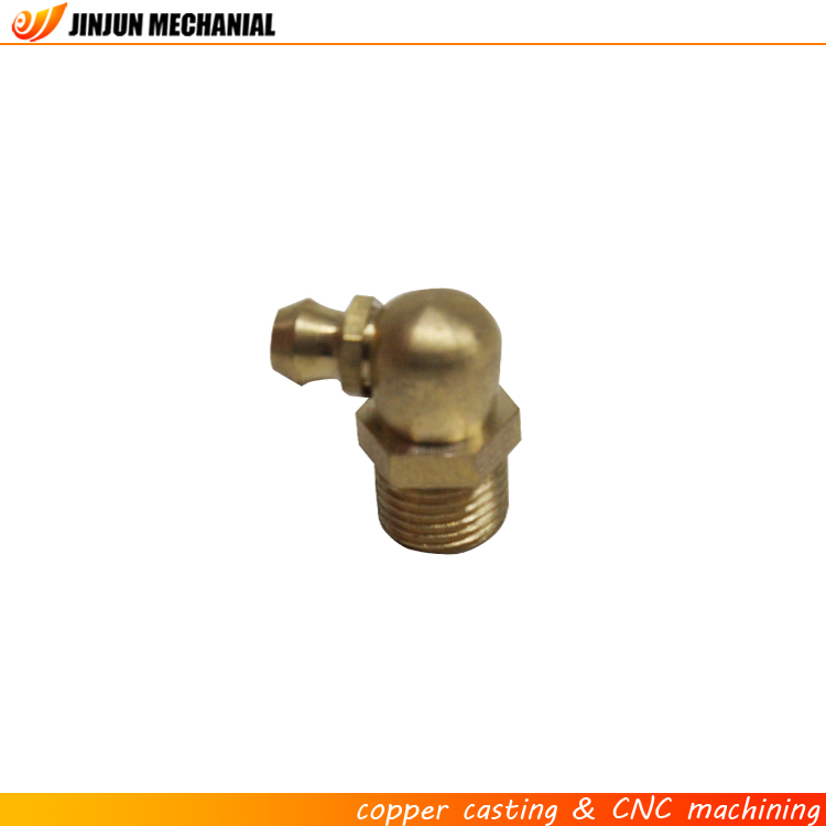 The <strong>best</strong> factory hot sales brass grease nipple 10mm