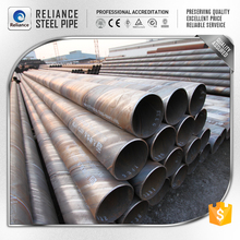 CARBON WELDED SPIRAL STEEL PIPE PILE