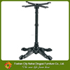 JC01L cast wrought iron table legs