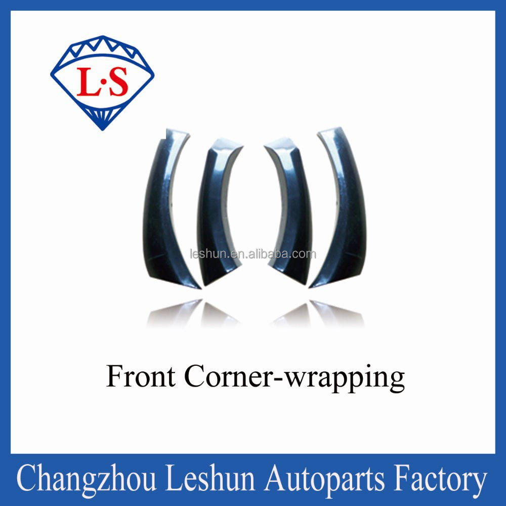 Factory Supply Front Bumper Corner-wrapping body kit for Socool