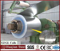 gi ppgi coils Hot Dipped Galvanized steel coil/sheet SGCC DX51D+Z/AZ