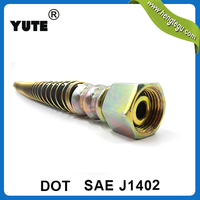3/8inch brake system parts epdm brake hose audy with dot certified