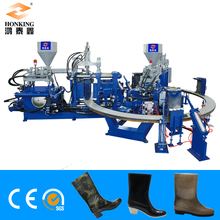 GumBoots Making Machine PVC Rain Boot Injection Moulding Machine
