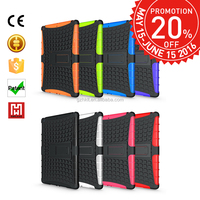 Promotions month,2 in 1 Double Impact Protective Hard Shell Case for iPad Air 5 chuck case