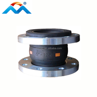 MINGXUN Acid Alkali Resistance Rubber Expansion Joint For Ship Pump