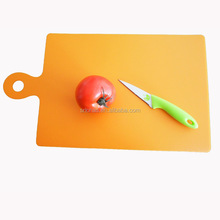 Color silicone rubber function chopping board