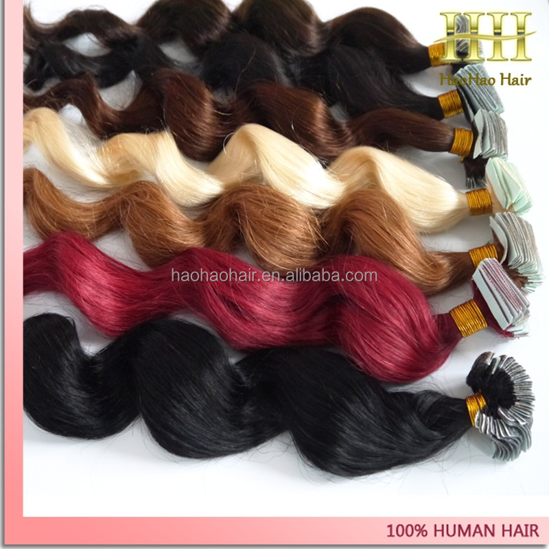 Best Selling Products 2015 Fast Delivery Tangle Free Soft Smooth for black women hair extensions human hair