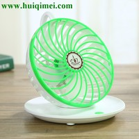 Coffee cup mini fan/colorful lovely makkah gifts