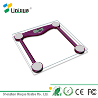 Hot sale promotional body weight bluetooth measuring weighing 200kg calibrate digital electronic personal medical scale