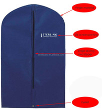 High quality customized foldable garment bag