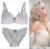 plus size D Cup bra set new sexy fancy bra panty set