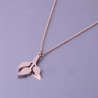Hot Accessories Simple Style Jewelry Leaf