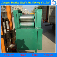 China professional supplier Automatic Cans sheet metal roller pressing machine price