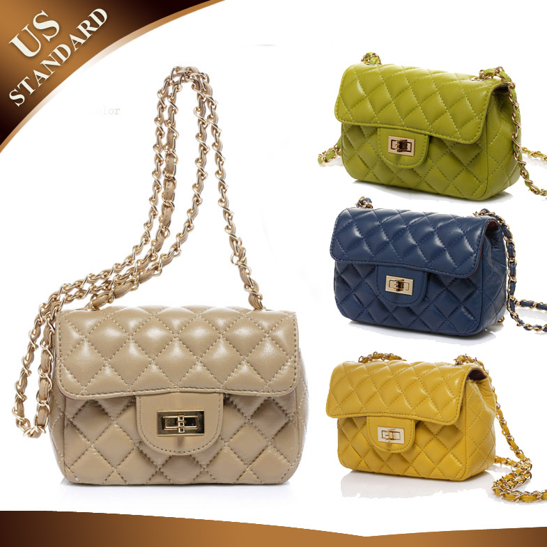2014 Sheepskin Cute Mini Handbag