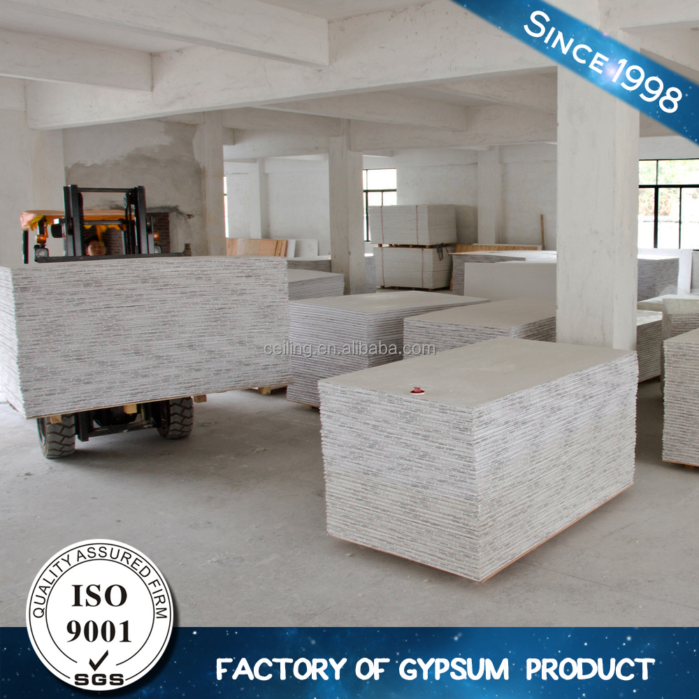 special in Suspended ceiling & Wall partition gypsum board manufacturers