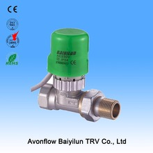 230V/110V heating control element actuator valve electric
