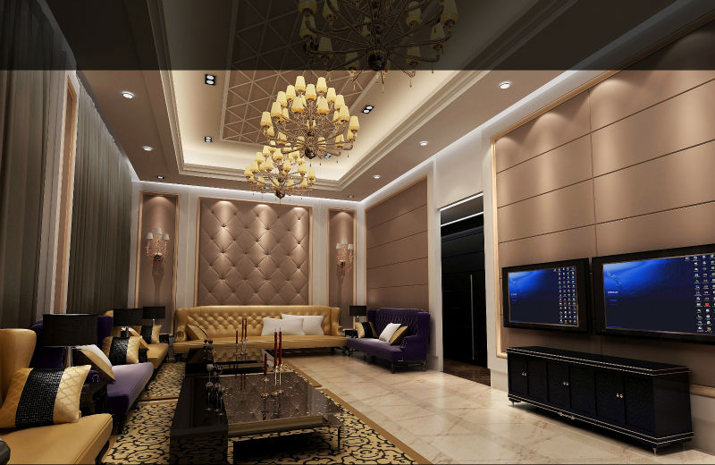 Karaoke Room / Interior Design