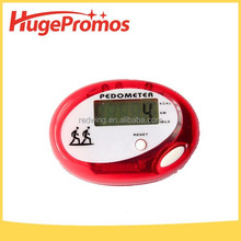 Custom Activity Trackers And Oval Pedometer,Step Counter For Promotion