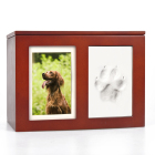 Pet crematory memory boxes and Chests