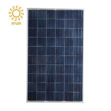 Professional made wholesale high technology polycrystalline silicon 255w solar panel
