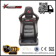 Ryanstar Sports Adult Car Booster Racing Leather Car Seat
