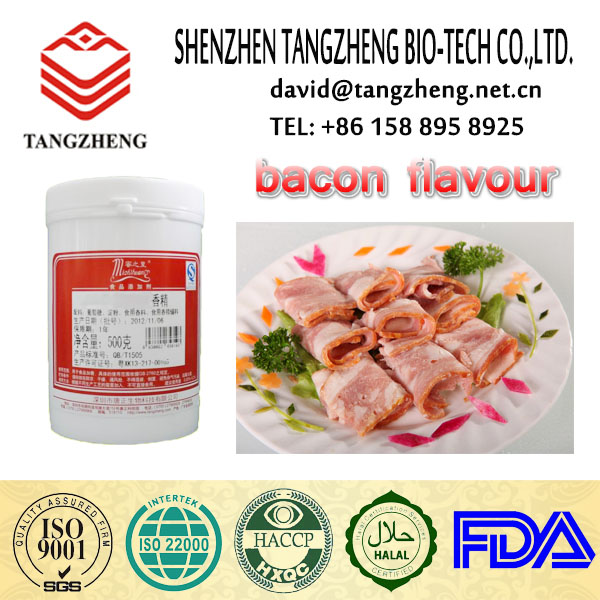 delicous bacon cooking flavour essence