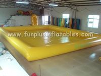 Large inflatable swimming pool for water balls, bubble inflatable pool F9033(1)