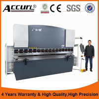 Accurl WC67Y NC Hydraulic Press Brakes