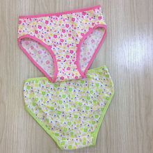Briefs Panties Underwear Candy Color Knickers Girl Underpants Cute For Girls 8522#