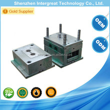 Customized plastic injection molding, plastic injection mould/High Quality Steel 5 drawers Custom Plastic Injection Mould