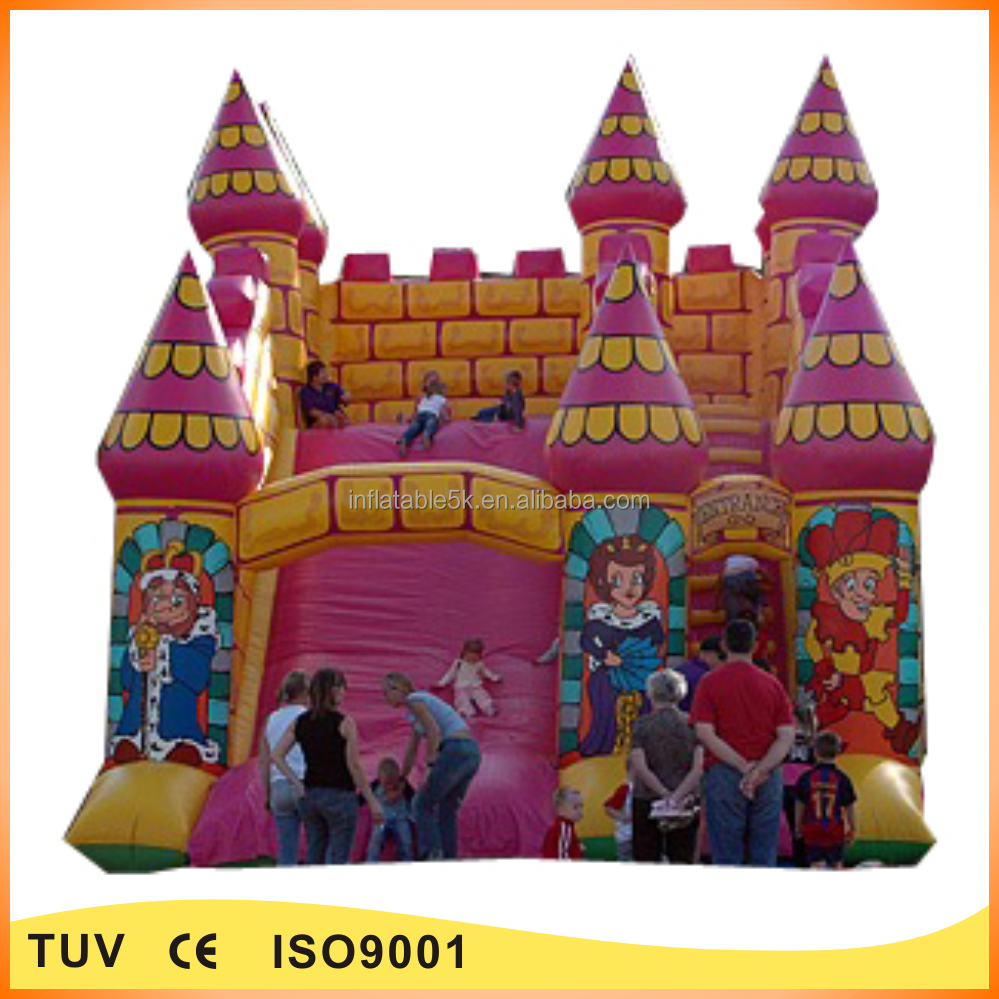 outdoor inflatable commercial bounce house for kids