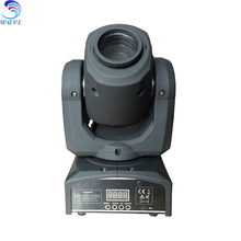 Wholesale Price 30w led mini moving head spot stage lighting with 7 gobos