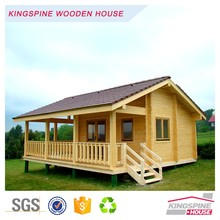 Wood House with High Quality Log Cabin KPL-002