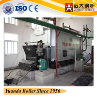 heating equipment, wood fired boiler for house/homes / hotel rooms / residential rooms floor heating system