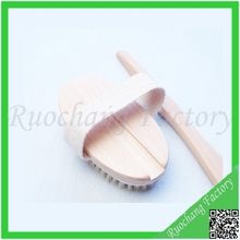 Wholesale Wooden Bristle Brush,bath brush/battery operated bath brush