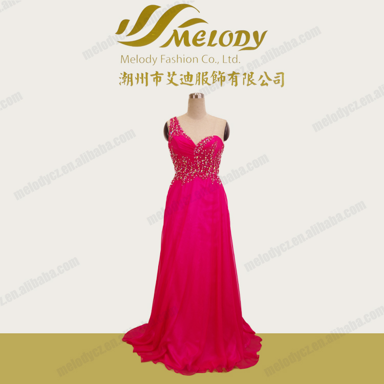 Fabulous ball gown sweetheart chiffon real description of party dress