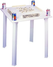 plastic domino table for sale