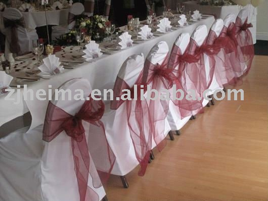 banquet/wedding chair cover