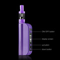 Hot selling good price electronic cigarette vape black e cig ET-50 Kit