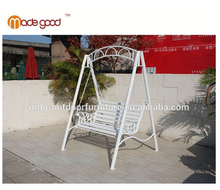 2015 hot double aluminum Patio outdoor Garden swings
