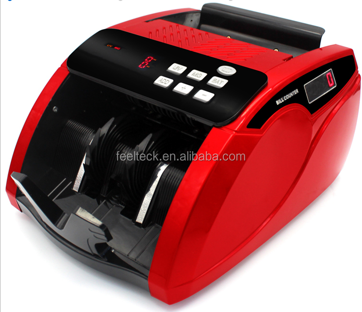 portable fake cash cashier money counter machine