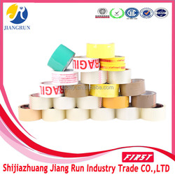 clear OEM private label packaging bopp adhesive tape