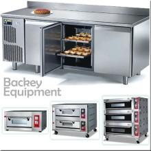 Whole Series Italian Kitchen Equipment with European Performance