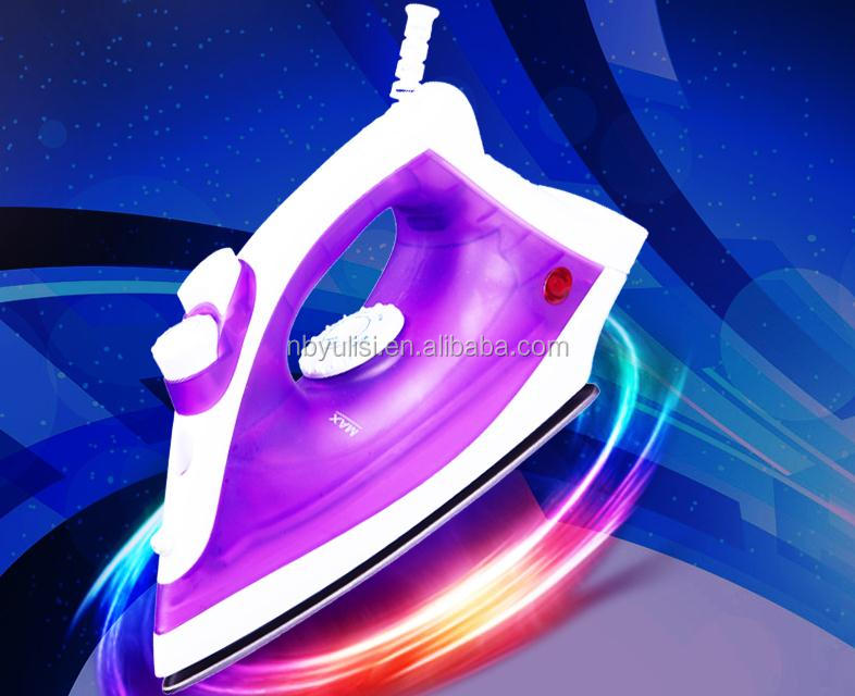 Brand new irons for ironing fabric steamer max vapor with high quality electric steam iron