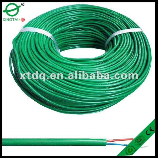 Thin electrical wire teflon coated copper wire UL1371